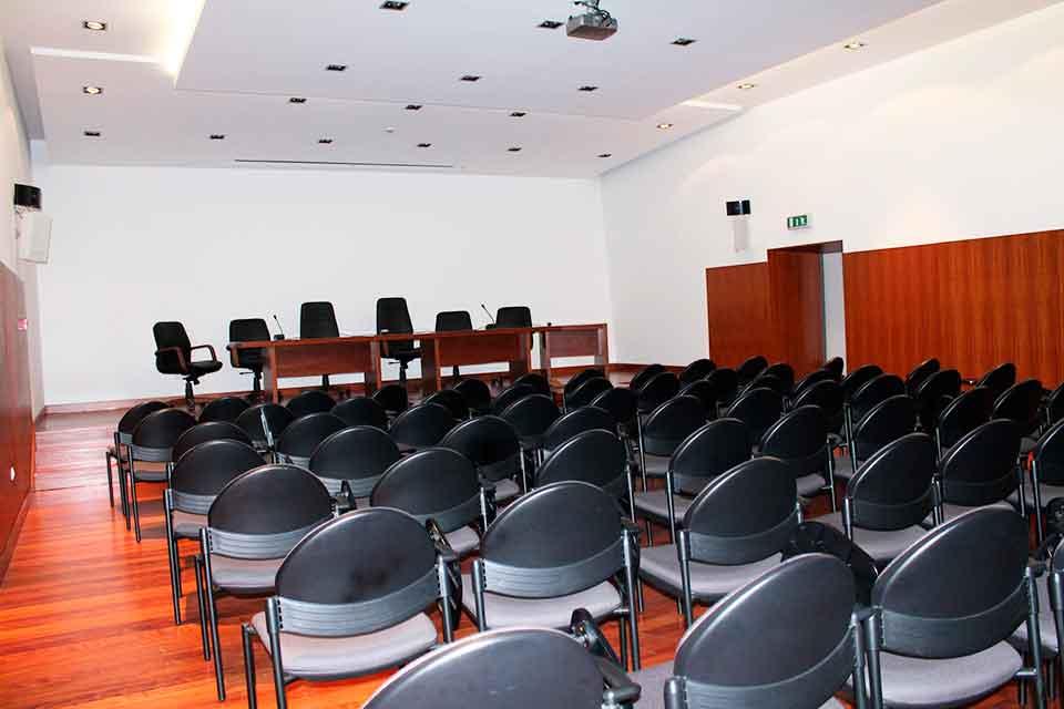 Auditório do Instituto Católico